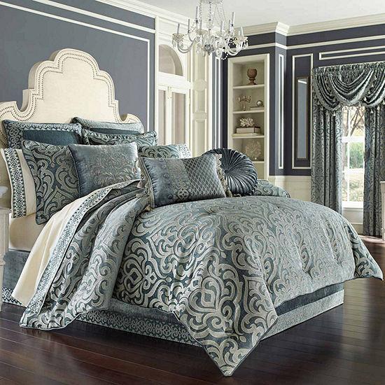Queen Street Sarah 4-pc. Comforter Set