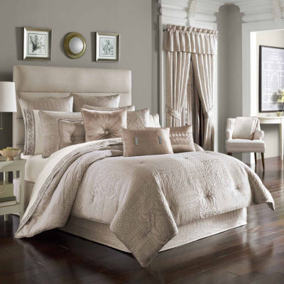 Queen Street Wesley 4-pc. Comforter Set