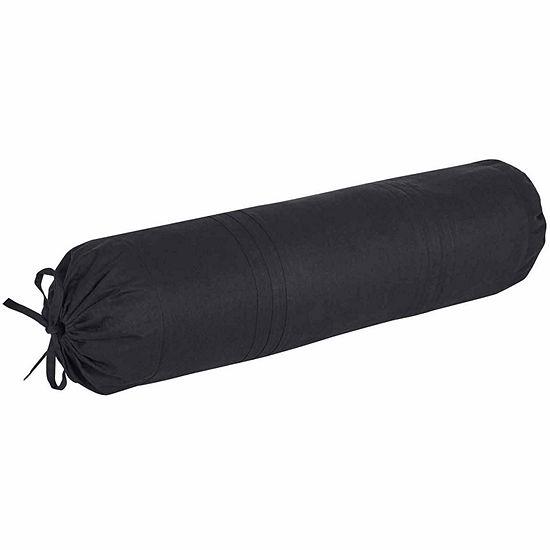 Five Queens Court Felix Cylinder Throw Pillow