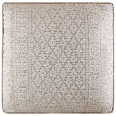 Queen Street Wesley 18I inch Square Gusseted Throw Pillow