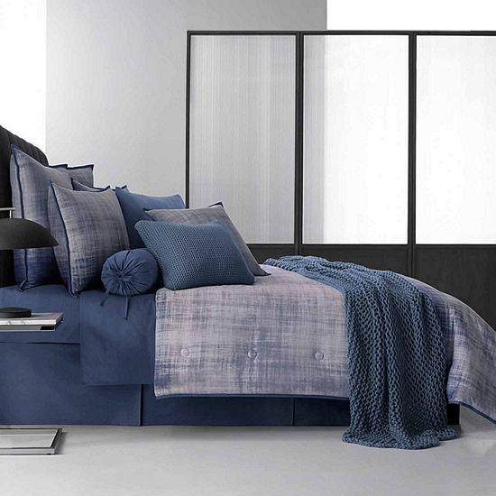 Five Queens Court Tristan 4-pc.Comforter Set