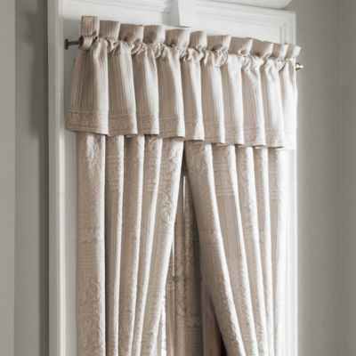 Queen Street Wesley Tailored Valance