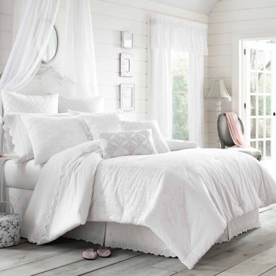 Queen Street Lola 4-pc. Midweight Comforter Set