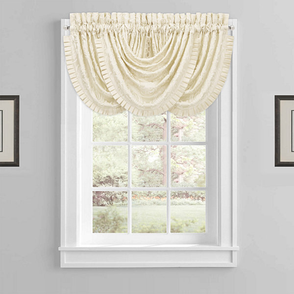 Five Queens Court Maureen Tailored Valance