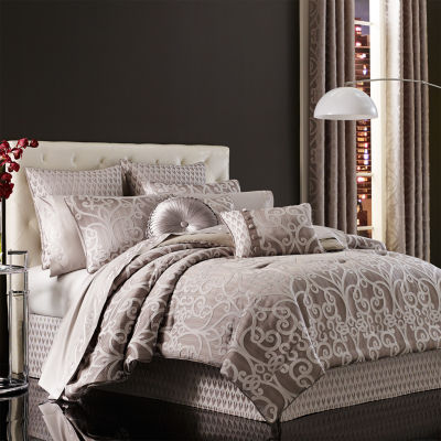 Five Queens Court Ivy 4-pc. Midweight Comforter Set
