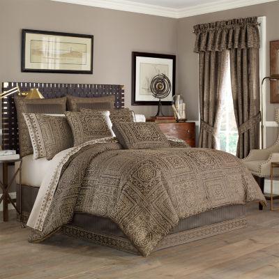 Five Queens Court Warwick 4-pc. Comforter Set
