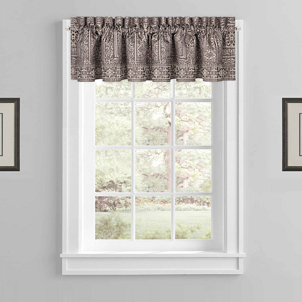 Five Queens Court Warwick Tailored Valance