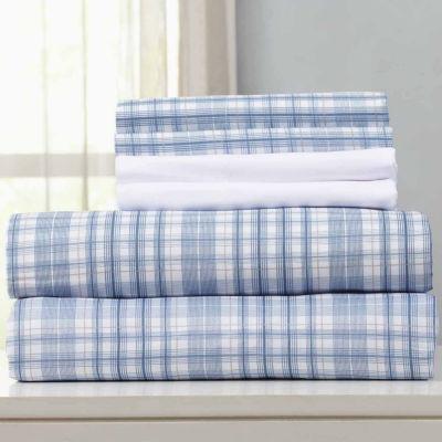 Extra Soft Microfiber Sheet Set with Extra Pillowcases