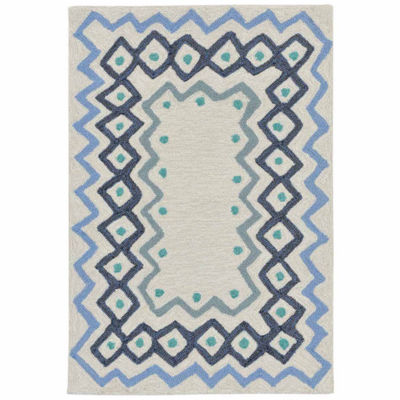 Liora Manne Capri Ethnic Indoor/Outdoor Rug