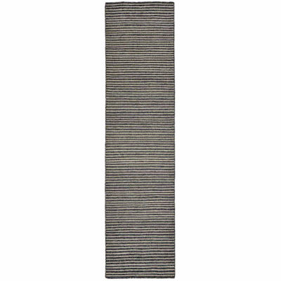 Liora Manne Mojave Pencil Stripe Indoor/Outdoor Rug