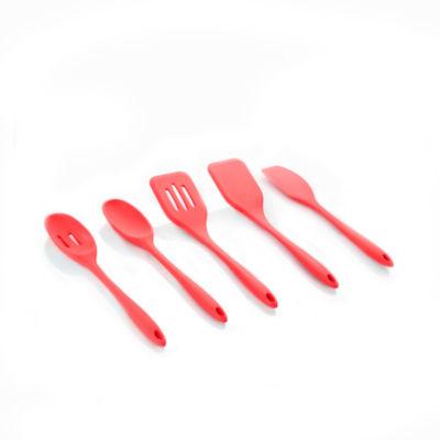 For The Chef 5-Pc. Basic Kitchen Utensil Set 5-pc. Kitchen Utensil Set