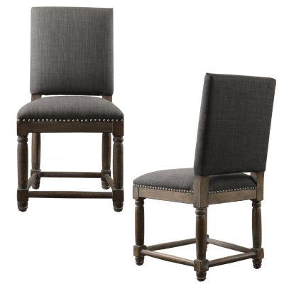 Madison Park Kagen 2-pack Side Chair