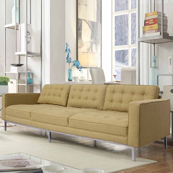 Chic Home Draper Linen Sofa