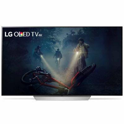 "LG 65"" Class UHD 4K HDR OLED Smart HDTV Model OLED65C7P"