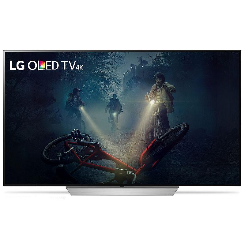 "55"" Class UHD 4K HDR OLED Smart HDTV Model - LG OLED55C7P"