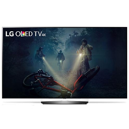 "LG 55"" Class UHD 4K HDR OLED Smart HDTV"