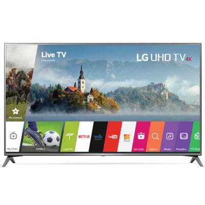 """LG 75"""" Class UHD 4K HDR LED Smart HDTV Model 75UJ6470"""