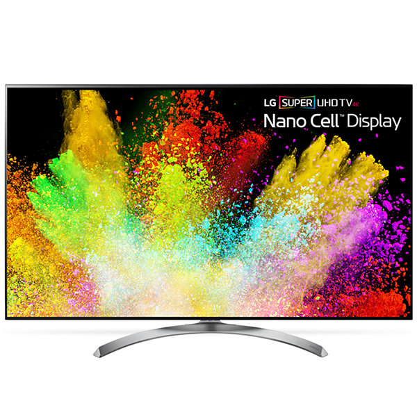 "LG 65"" Class Super UHD 4K HDR LED Smart HDTV Model 65SJ8500"