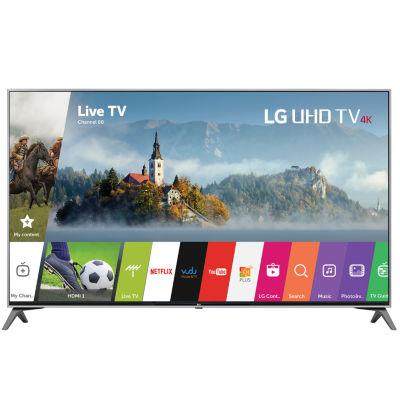 """LG 65"""" Class UHD 4K HDR LED Smart HDTV Model 65UJ7700"""
