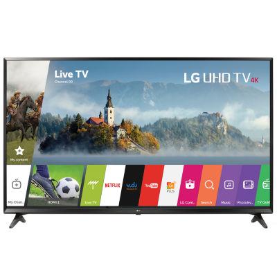 """LG 65"""" Class UHD 4K HDR LED Smart HDTV Model 65UJ6300"""