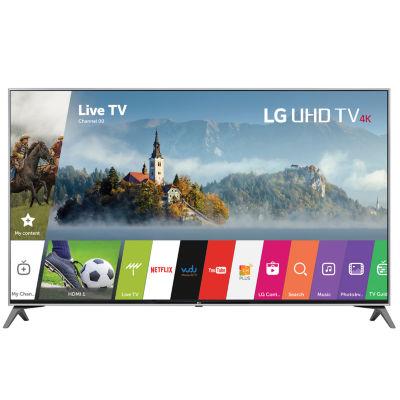 """LG 55"""" Class UHD 4K HDR LED Smart HDTV Model 55UJ7700"""