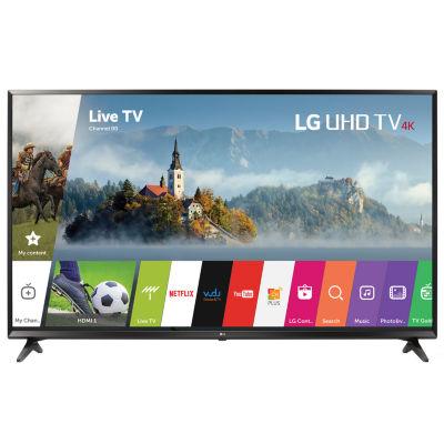 """LG 49"""" Class UHD 4K HDR LED Smart HDTV Model 49UJ6300"""