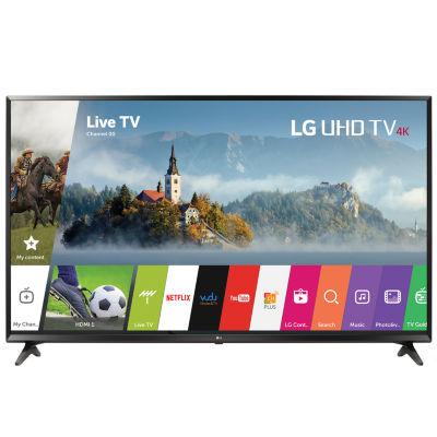 """LG 43"""" Class UHD 4K HDR LED Smart HDTV Model 43UJ6300"""