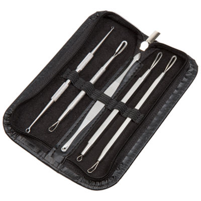 Bluestone Blackhead and Blemish Remover - 6 Piece Set