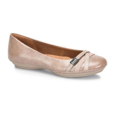 Eurosoft Womens Shaina Slip-On Shoe Closed Toe