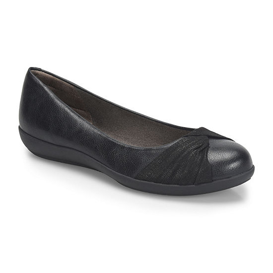 Eurosoft Mayson Womens Slip-On Shoes Closed Toe