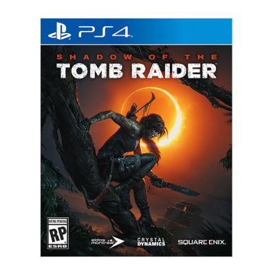 Playstation 4 Shadow Of The Tomb Raider Video Game