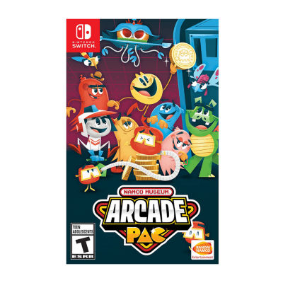 Nintendo Switch Namco Museum Arcade Pac Video Game