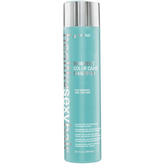 Healthy Sexy Hair® Reinvent Color Care Shampoo For Fine Thin Hair