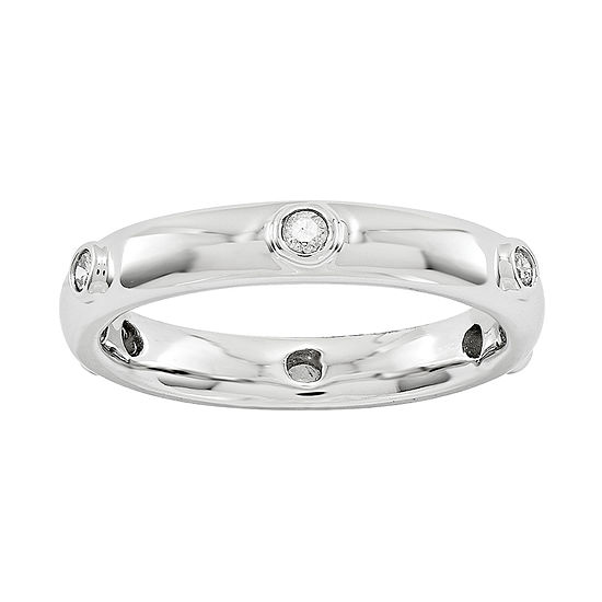 Personally Stackable 1 5 Ct Tw Diamond Ring