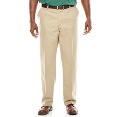 Lee® Total Freedom Flat-Front Pants - Big & Tall