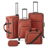 Protocol Simmons 5-pc Luggage Set Deals