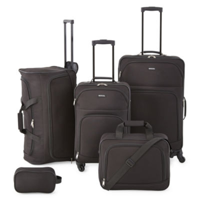 Protocol Simmons 5-pc Luggage Set