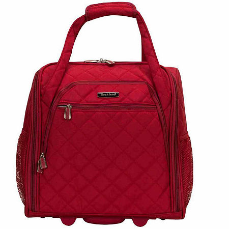 Rockland Lightweight Luggage, One Size , Red