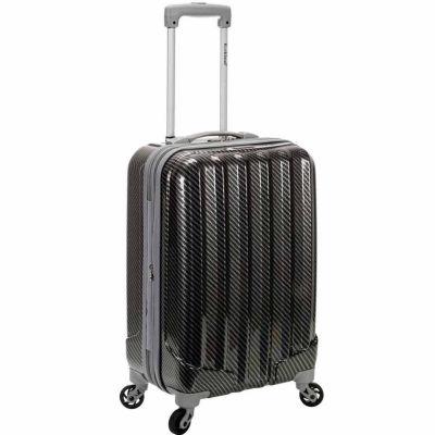 Rockland Melbourne 20 Inch Hardside Lightweight Luggage