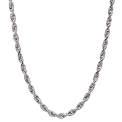 14K Gold 24 Inch Chain Necklace