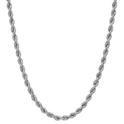 Made In Italy 14K Gold 20 Inch Chain Necklace