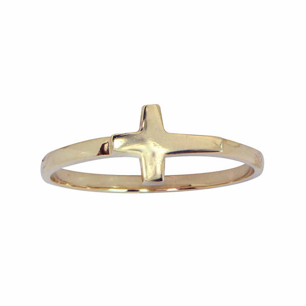 Girls 14K Gold Band