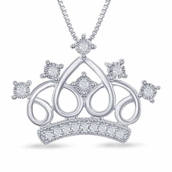 Enchanted Disney Fine Jewelry 1/10 C.T. T.W.