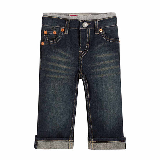 Levi's Baby Boys Straight Regular Fit Jean