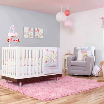 Just Born 3-pc. Crib Bedding Set