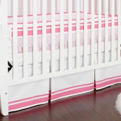 Just Born Pink Fresh Air Crib Liner
