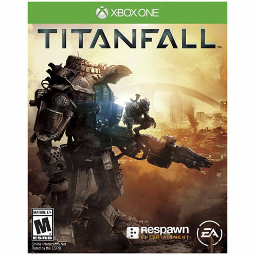 Titanfall Video Game-XBox One