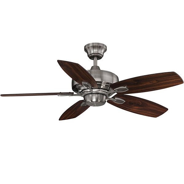 42in Brushed Pewter Indoor Ceiling Fan