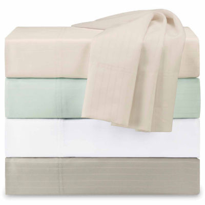 Maison Roy 500tc Dobby Stripe Sheet Set