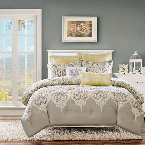 Madison Park Noelle 7-pc. Comforter Set